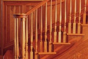Stair balusters should be sturdy and stable after installation.
