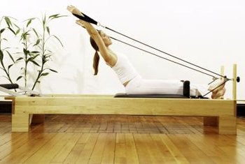 Pilates is a conditioning program designed to target your muscles.
