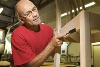 A professional refinisher must be an expert detail sander.