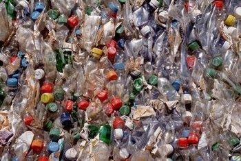 Over 80 percent of empty water bottles end up in the nation's landfills.