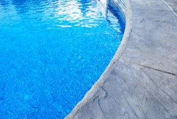 Most pool leaks are due to simple plumbing problems.