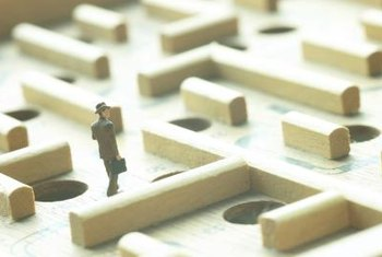 Actuaries help companies navigate decision-making mazes.