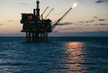 Large offshore oil platforms typically have more than 100 on-site employees.