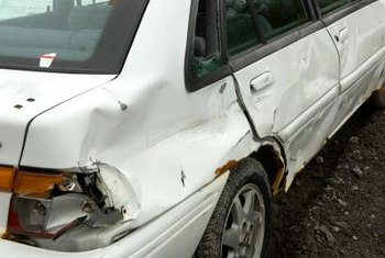 Insurance investigators work with claims, such as those for car accidents.