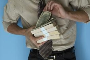 Business cash includes accounts with money that is easily spent.