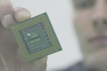 Intel's hyper-threading technology dramatically improves microprocessor performance.