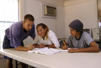 Social workers provide services and assistance in a variety of private and public settings.