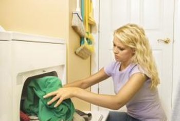 Adding tinfoil to the dryer prevents static on clothes.