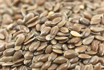 Flax may give you some of the same benefits as garlic.