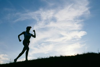 Running regularly will help to trim fat from the whole body.