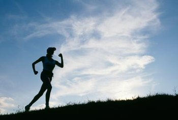 A training plan should include long and short distance runs each week leading up to the race.