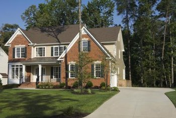 Maintaining your driveway increases your home's curb appeal.