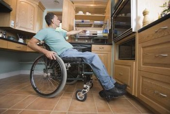 Wheelchairs and other long-term assistance items are referred to as durable medical equipment.