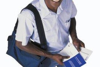 Like many USPS workers, mail carriers must pass an exam.