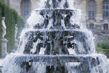 Three tiers not enough? You can adapt your fountain to make it as tall as you like.