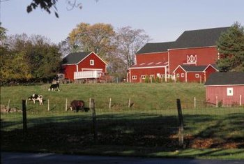 Tax breaks help encourage people to continue farming and ranching.