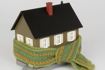 Filling the attic with blown fiberglass insulation can help lower your energy bill.