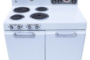 Scratches in the finish of your oven are both harmful and unattractive.