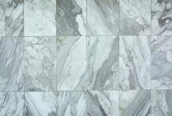 Marble can be highly porous and absorbent.