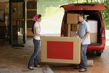 Advertise free locks or boxes to make it easier for people to move their furniture into your units.
