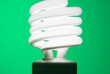 CLFs are designed to work in the same fixtures as older incandescent bulbs.