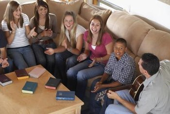 Part-time youth ministers play key roles in faith formation for young Christians.