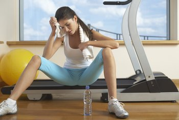 Long bouts of exercise daily without a day off can lead to burnout.