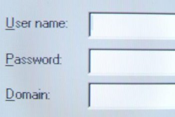 You can display your Windows username but not your password.