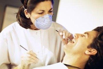 Dental hygienists may be hired on as a regular employee or independent contractor.