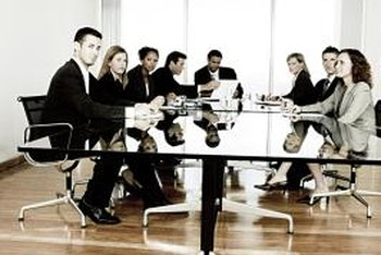 Corporate boards must approve all corporate borrowing.