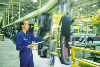 Lean manufacturing principles originated with the Japanese auto industry in the 1970s.