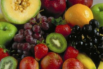 Fruits are nutrient-rich, low-calorie snacks.