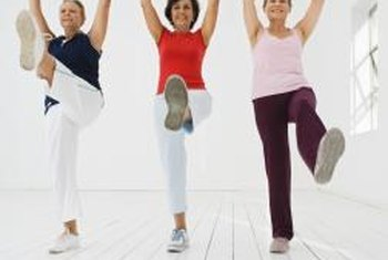 Low-impact aerobics protect your joints and burn calories.