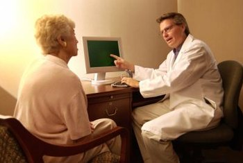 If used properly, computers can enhance the patient's interaction with a doctor.