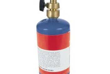 Use a propane torch to remove a faucet from a copper water line.