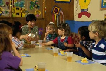 A daycare must provide a healthy environment for children.