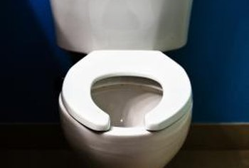 Tightening a couple screws may be all that's needed to stop your toilet seat from wiggling.