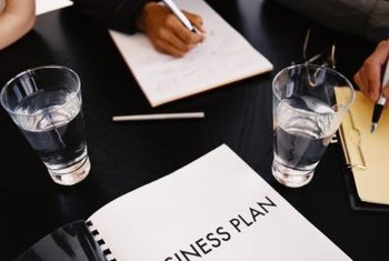 A business plan is the road map to effective control.