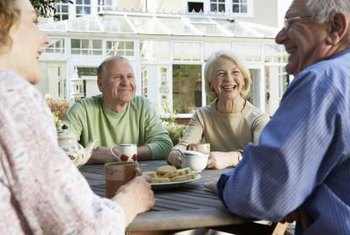 Assisted living facilities can provide residents with many social benefits.