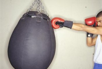 The larger the bag, the more resistance there will be on your punches.