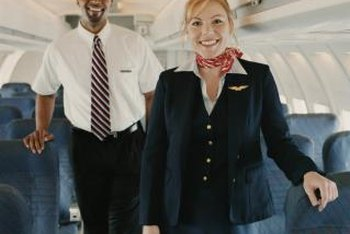 Becoming a flight attendant requires no specialized education.