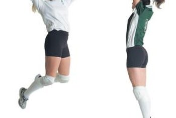 Volleyball players should perform box plyometric exercises during their offseason.