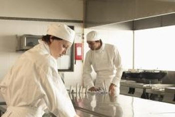Commercial food products must be prepared in commercial kitchens.