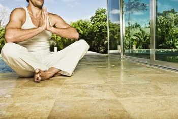 Yoga does not count as cardio but provides many other health benefits.