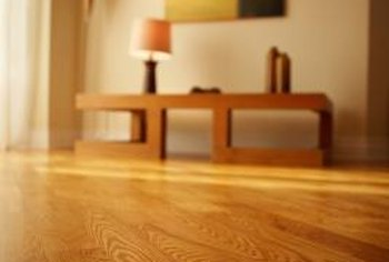 Oak floors bring elegance and style to your home.