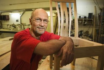 Follow woodworker's tips to make solid chairs.