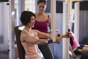 A personal trainer must actively market her business to keep it growing.