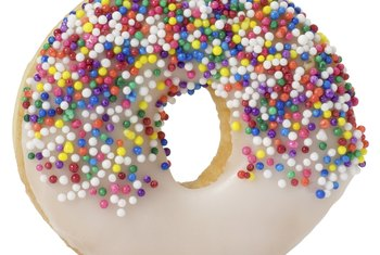 Donuts are high in calories and low in nutrition.
