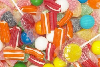 Sugary foods are often low in beneficial nutrients.