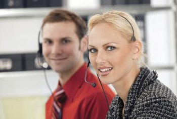 The IT help desk acts as a crucial customer service element at technology companies.